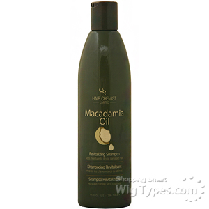 Hair Chemist Macadamia Oil Revitalizing Shampoo 10oz