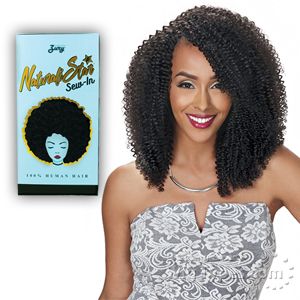 Zury Sis Naturali Star Sew In 100% Human Hair Weave - 4A COILY