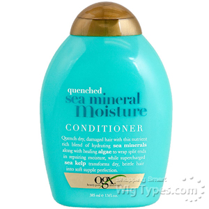 Organix Quenched Sea Mineral Moisture Conditioner 13oz
