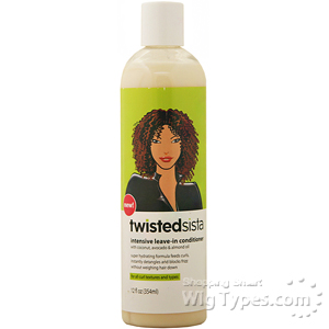 Twisted Sista Intensive Leave-in Conditioner 12oz
