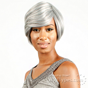 A Belle Synthetic Hair Wig - VERT