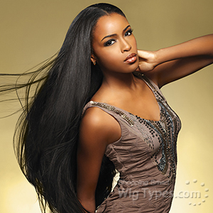 Sensationnel 100% MALAYSIAN Virgin Remi Bundle Hair Bare & Natural - NATURAL STRAIGHT 10