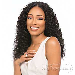 Sensationnel 100% Malaysian Virgin Remi Bundle Hair Bare & Natural - French Twist 1pk (16/16/18/18/20/20 + Closure)