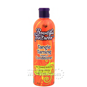 Beautiful Textures Tangle Taming Leave In Conditioner 12oz