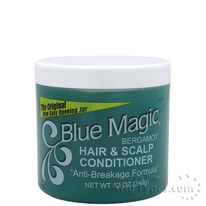Blue Magic Bergamot Hair & Scalp Conditioner 12oz