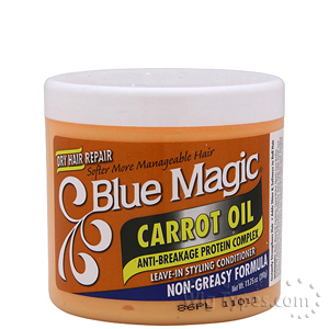 Blue Magic Carrot Oil Leave-In Styling Conditioner 13.75oz