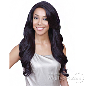 Bobbi Boss Synthetic Lace Front Wig - MLF141 BLOSSOM