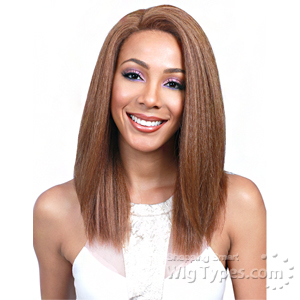 Bobbi Boss Synthetic Lace Front Wig - MLF145 THEA