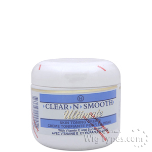 Clear-N-Smooth Ultimate Skin Toning Cream 4oz