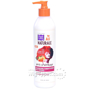 Dark and Lovely Au Naturale Anti-Shrinkage Cleansing Conditioner 13.5oz