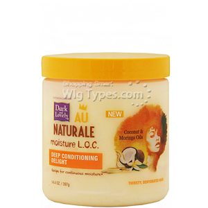 Dark And Lovely Au Naturale Moisture LOC Deep Conditioning Delight 14.4oz