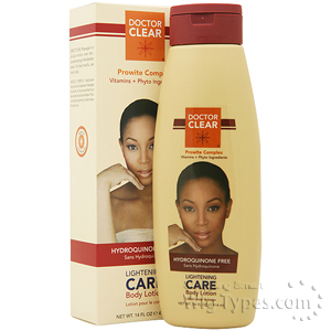 Doctor Clear Lightening Care Body Lotion 14oz