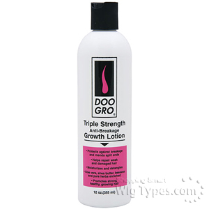 Doo Gro Triple Strenght Growth Lotion 12oz