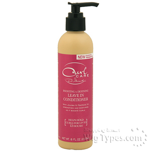 Dr.Miracle's Curl Care Boosting & Defining Leave-In Conditioner 8oz