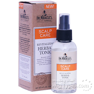 Dr.Miracle's Revitalizing Herbal Tonic 4oz