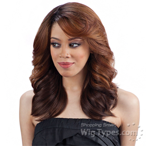 Model Model Dream Weaver Human Hair Blend Wig - LANA