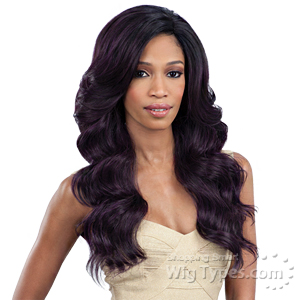 Freetress Equal Synthetic Hair Invisible L Part Wig - JANUARY