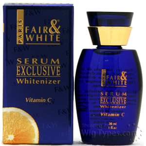 Fair & White Exclusive Whitenizer Serum Vitamin C 1oz