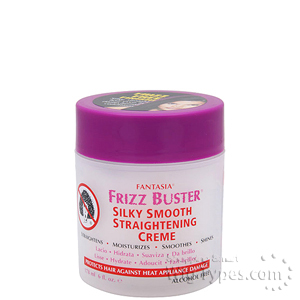Fantasia Frizz Buster Silky Smooth Straightening Creme 6oz