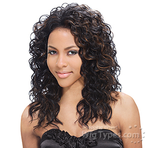 Freetress Equal Baby Hairline Lace Front Wig  - ABBY (futura)