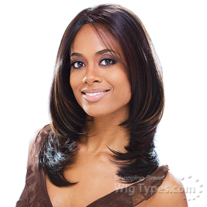 Freetress Equal Synthetic Lace Front Wig - MARIAH (futura)