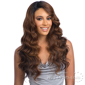 Freetress Equal Synthetic Hair Deep Diagonal Part Lace Wig - BRAZILIAN NATURAL LOOSE