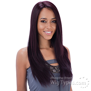 Freetress Equal Lace Front Wig Deep Invisible Part - KENZIE (futura)