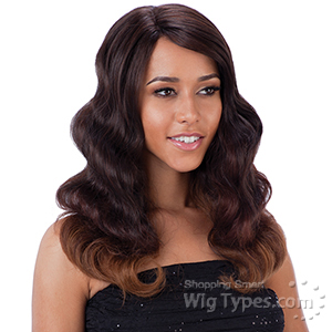 Freetress Equal Lace Front Wig Deep Invisible Part - LESLIE (futura)