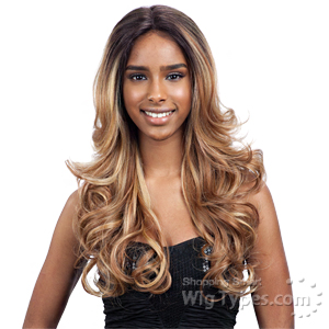 Freetress Equal Synthetic Premium Delux Lace Front Wig - EMILIA