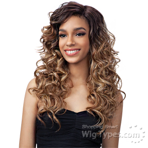 Freetress Equal Synthetic Premium Delux Lace Front Wig - TOBY