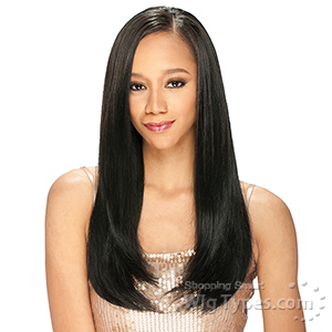 Freetress Equal Synthetic Clip Extension - STRAIGHT CLIP HAIR 8PCS - 14 Inch