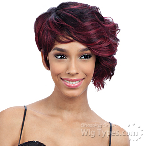 Freetress Equal Synthetic Hair Wig - Green Cap 010