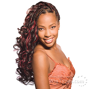 Freetress Synthetic Braid - CANDY CURL