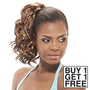 Freetress Synthetic Drawstring Ponytail - Colorado Girl (Buy 1 Get 1 FREE)