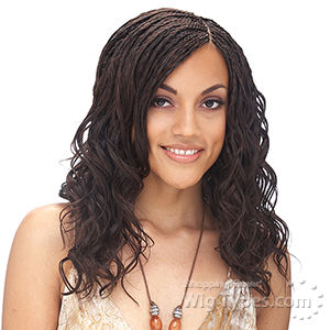 Freetress Synthetic Braid - NOBLE CURL