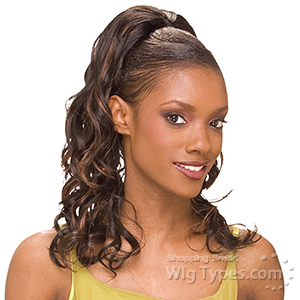 Freetress Synthetic Drawstring Ponytail - ONTARIO GIRL