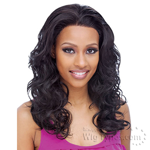 Janet Collection Remy Human Hair Full Lace Wig - UTOPIA