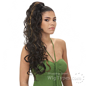 Model Model Synthetic Hair Ponytail - CLASSICAL GIRL