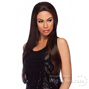 Harlem 125 Synthetic X-tra Long Lace Front Wig - LL001