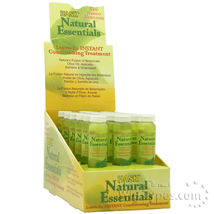 Hask Natural Essentials Leave-In Instant Conditioning Treatment 0.625oz X 18pcs