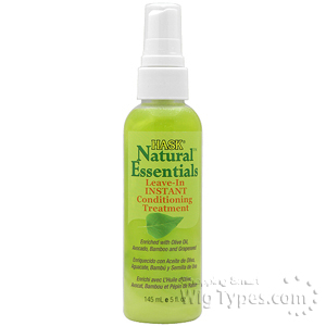 Hask Natural Essentials Leave-In Instant Conditioning Treatment 5oz