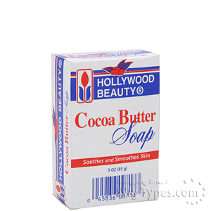 Hollywood Beauty Cocoa Butter Soap 3oz