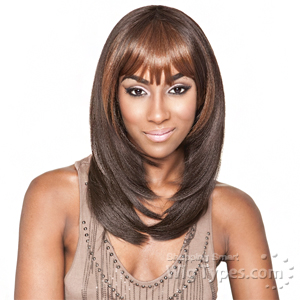 Isis Red Carpet Synthetic Hair Nominee Full Cap Wig - NW14