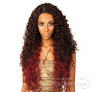 Isis Red Carpet Lace Deep Side Part Synthetic Lace Front Wig - RCP289 SUPER JACKY