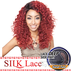 Isis Red Carpet Synthetic Hair Silk Lace Front Wig - Rcp603