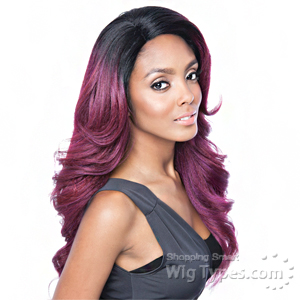 Isis Red Carpet Synthetic Hair Lace Front Wig - RCP758 KELLY