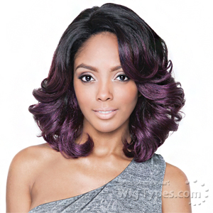Isis Red Carpet Synthetic Hair Lace Front Wig - Rcp744 BISOLA TOUSLE