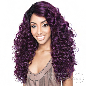 Isis Red Carpet Synthetic Hair Lace Front Wig - RCP751 NICOLE