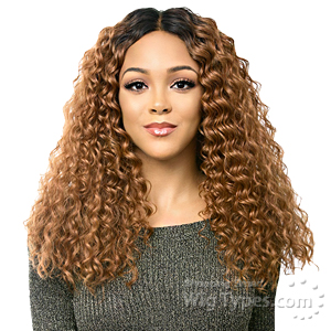 It's A Lace Front Wig - Synthetic Lace Front Wig - SWISS LACE MINTI