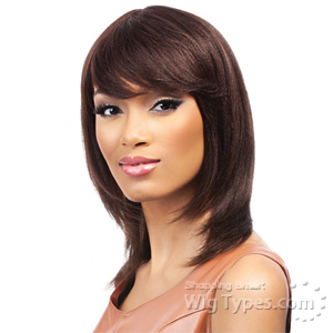 It's a Cap Weave - 100% Indaian Remy Hair Wig - INDIAN REMI AVIA